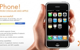 iPhone: Cingular - coming soon