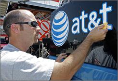 AT&T heeft concurrentie in zijn greep met 5 jarige exclusiviteit