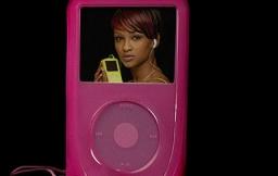 Roze iPod