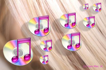 Mobiele muziekdownloads