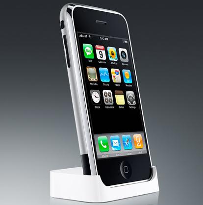 iPhone Dock voor het bureau