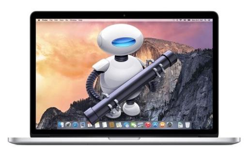Automator op de Mac