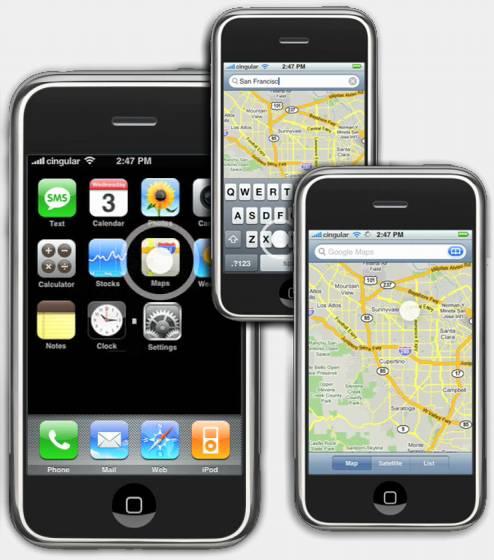 Scoop! Nieuwe iPhones verwacht begin 2008!