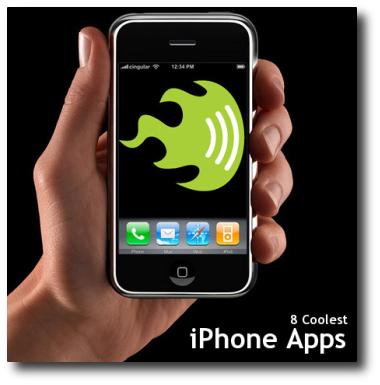 iPhone applicaties.