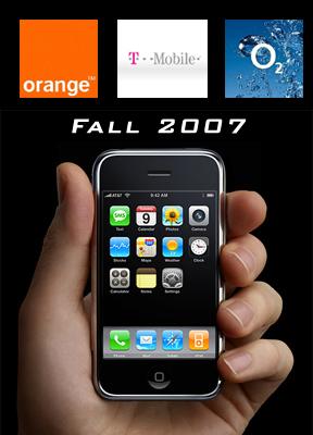 iPhone in Europa