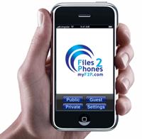 Files2Phones