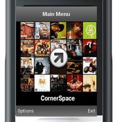 CM3 iPhone interface voor Java