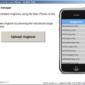 iBricker ringtones en programma's installeren op de iPhone onder Windows
