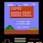 iPhone NES emulator