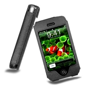 Noreve Tradition B Leather Case voor iPhone