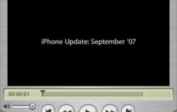 iPhone update instructievideo