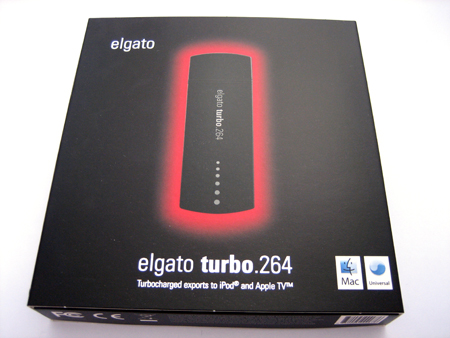 Elgato turbo.264 verpakking