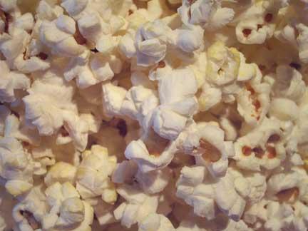 Popcorn op de iPhone