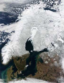 iPhone in Noorwegen en Zweden