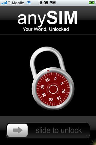 anysim, makkelijk iPhone simlockvrij maken