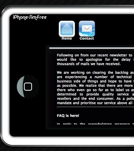 iPhone simlockvrij maken