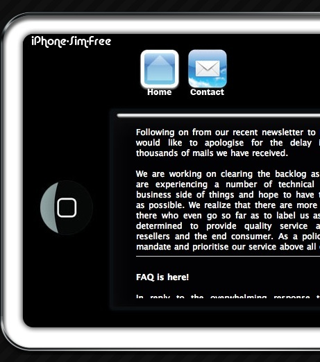 iPhonesimfree
