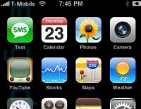 iPhone software unlock