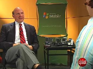 Steve Ballmer interview