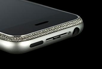 Diamanten iPhone