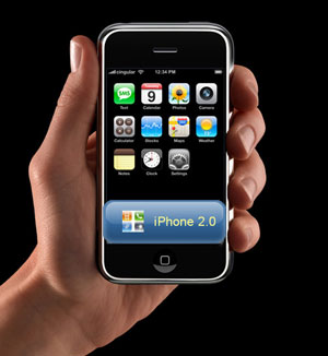 iPhone 2.0 - specificaties en verbeteringen
