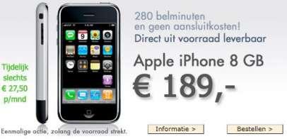 iPhone Telfort