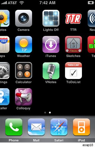 iPhone Springboard hack 2