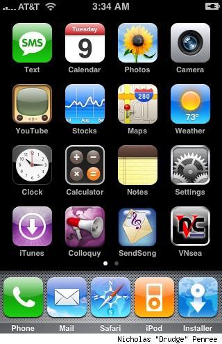 iPhone Springboard hack 1