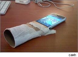 iPhone versterker