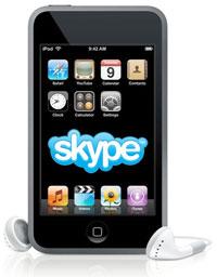 iPod Skype