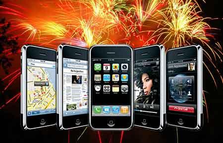 iPhoneclub wenst iedereen een goed 2008!