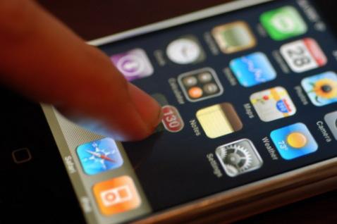 iPhone 1.1.3 - Verplaatsbare iconen (Mail)