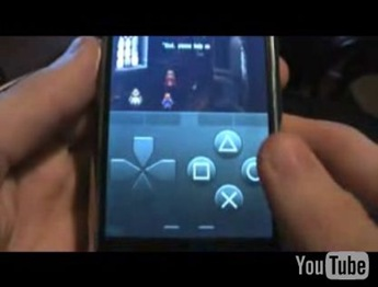 Playstation PSX 4 iPhone
