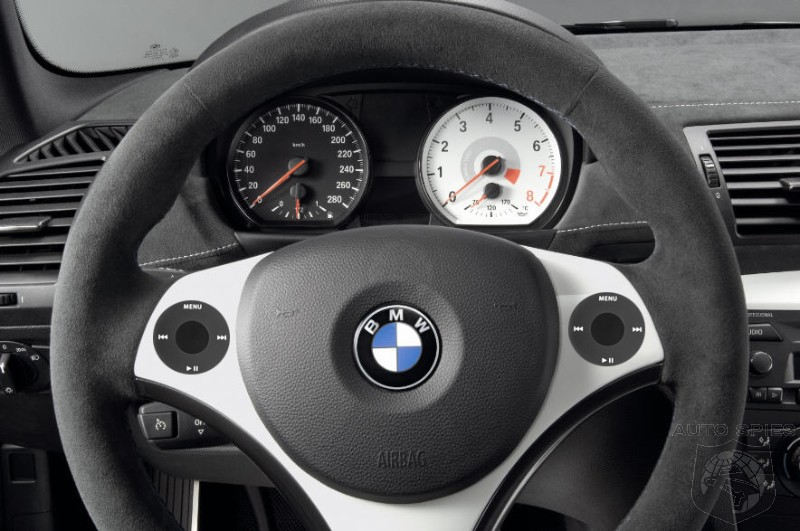 BMW iPod interface