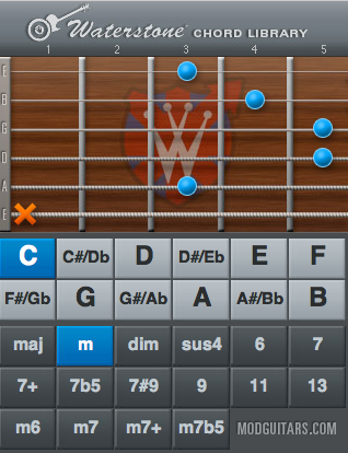 Guitar Chord Finder