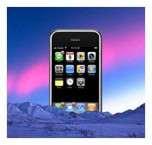 iPhone Alaska