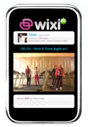 Wixi iPhone