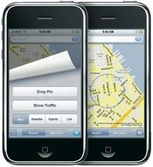 Knippen en plakken op iPhone