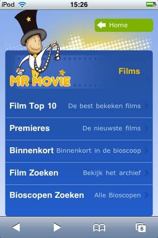 Filminfo Mr Movie