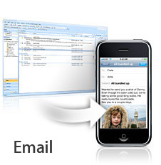 iphone krijgt exchange en lotus notes ondersteuning