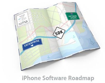 iPhone Roadmap, SDK op 6 maart