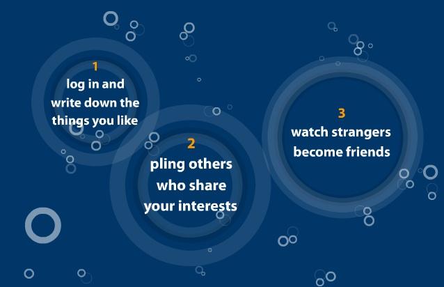 iPling, sociaal netwerken op de iPhone