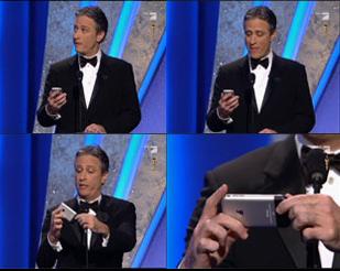 Oscars Jon Stewart