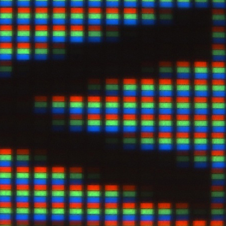 iphone microscope scherm