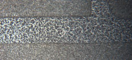 iPhone onder de microsocoop