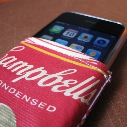 Cambells Soup iPhone hoesje