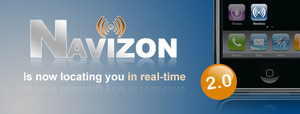 Navizon 2.0 met realtime Moving Mode