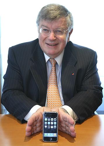Orange verkoopt 90.000 iphones in frankrijk