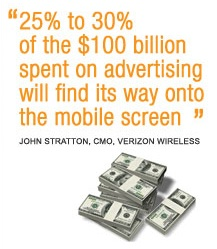 Mobile ads van Ad Infuse