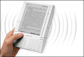 Amazon Kindle, Jobs kondigt ebook reader aan